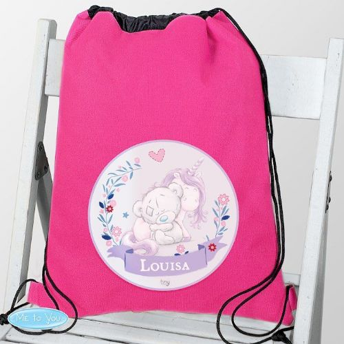 Tiny Tatty Teddy Unicorn Swim & School Bag